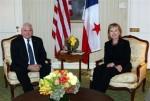 Hillary Clinton Panama