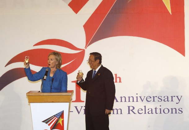 vietnam and united states relationship