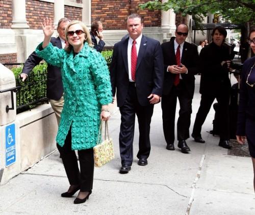 Tricia Nixon Wedding: Photos: Hillary Clinton Attends Wedding Of Tricia Nixon's