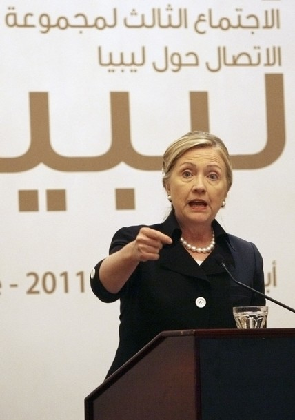 Hillary Clinton Statement On Sexual Violence In Libya -7011