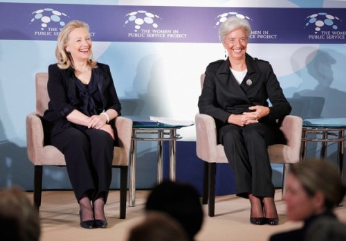 State Dept. Launches Women In Public Service Initiative