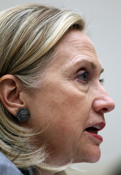 Clinton Testifies At House Hearing On FY2013 State Department Budget