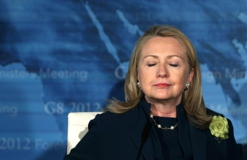 Hillary Clinton Hosts Meeting Of G8 Foreign Ministers