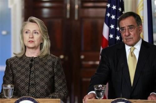 Hillary Rodham Clinton, Leon E. Panetta