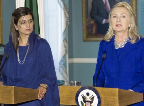 US-PAKISTAN-CLINTON-KHAR