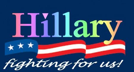 lgbt Hillary
