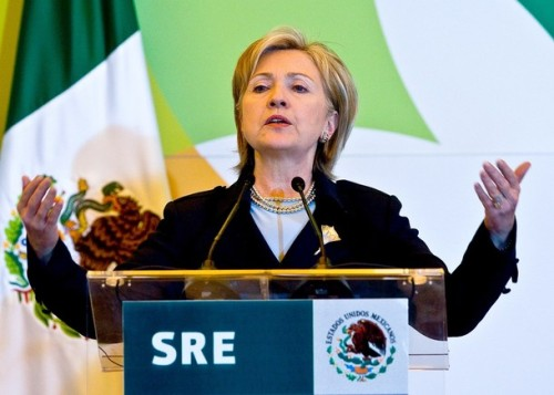 MEXICO-US-CLINTON