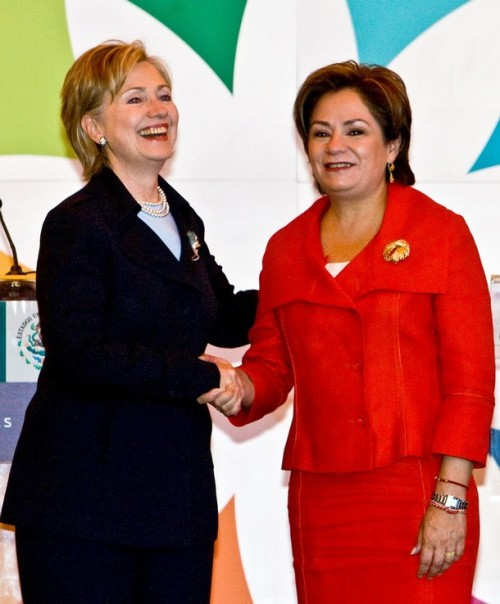 MEXICO-US-CLINTON-ESPINOZA