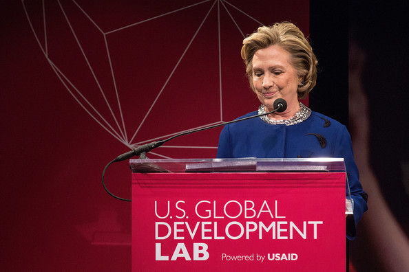 Hillary Clinton at U.S. Global Development Lab Inauguration | Still4Hill