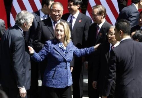 Hillary Rodham Clinton, Dai Bingguo