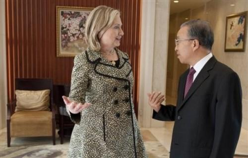 Dai Bingguo, Hillary Rodham Clinton