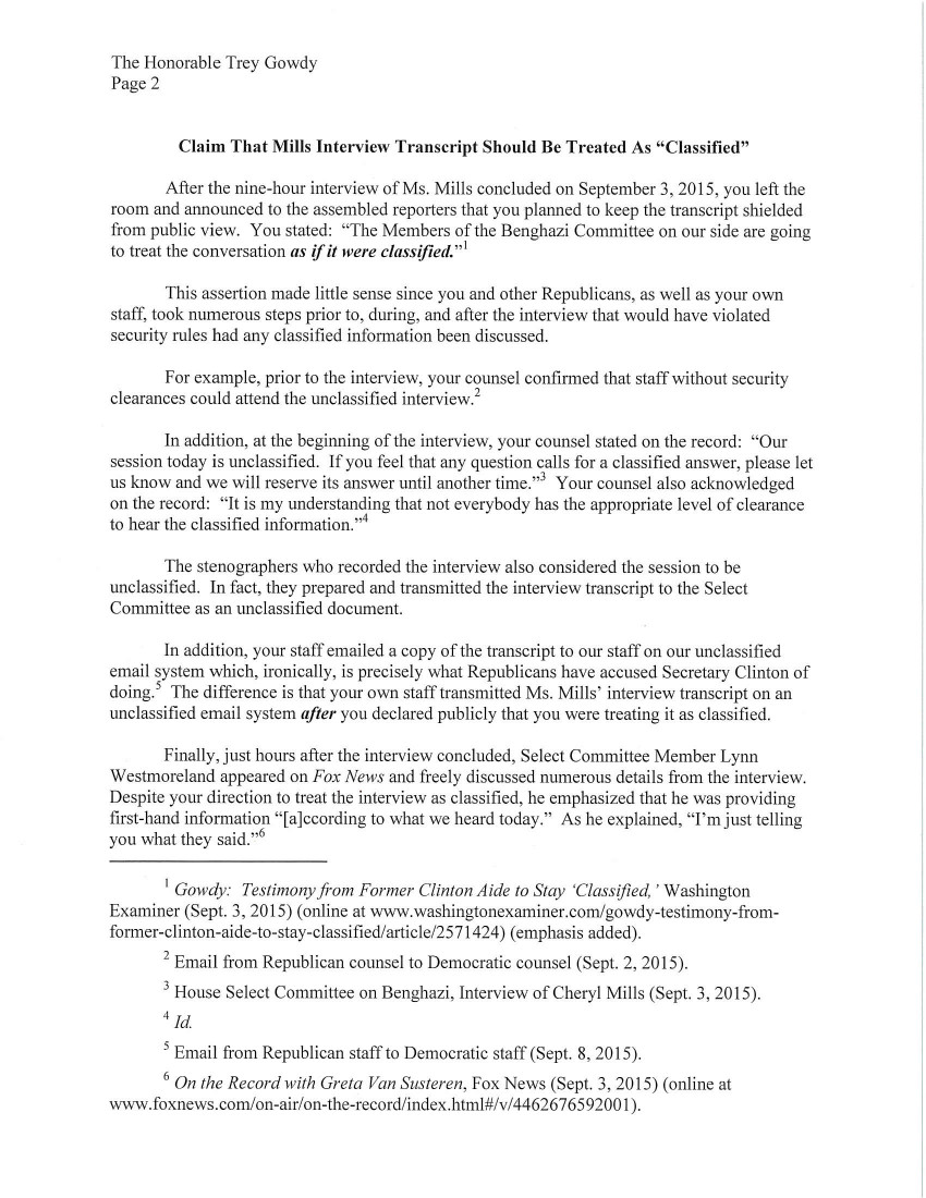 2015_10_05_Dems_to_Gowdy_re_Mills_transcript_release-02