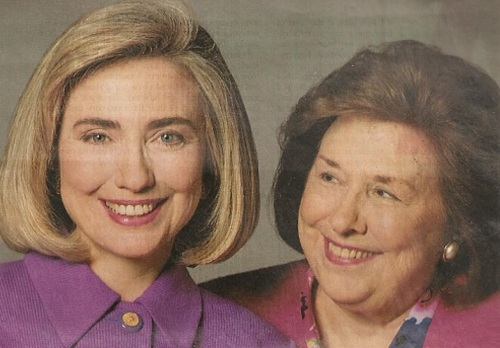 hillary-clinton-and-dorothy-rodham