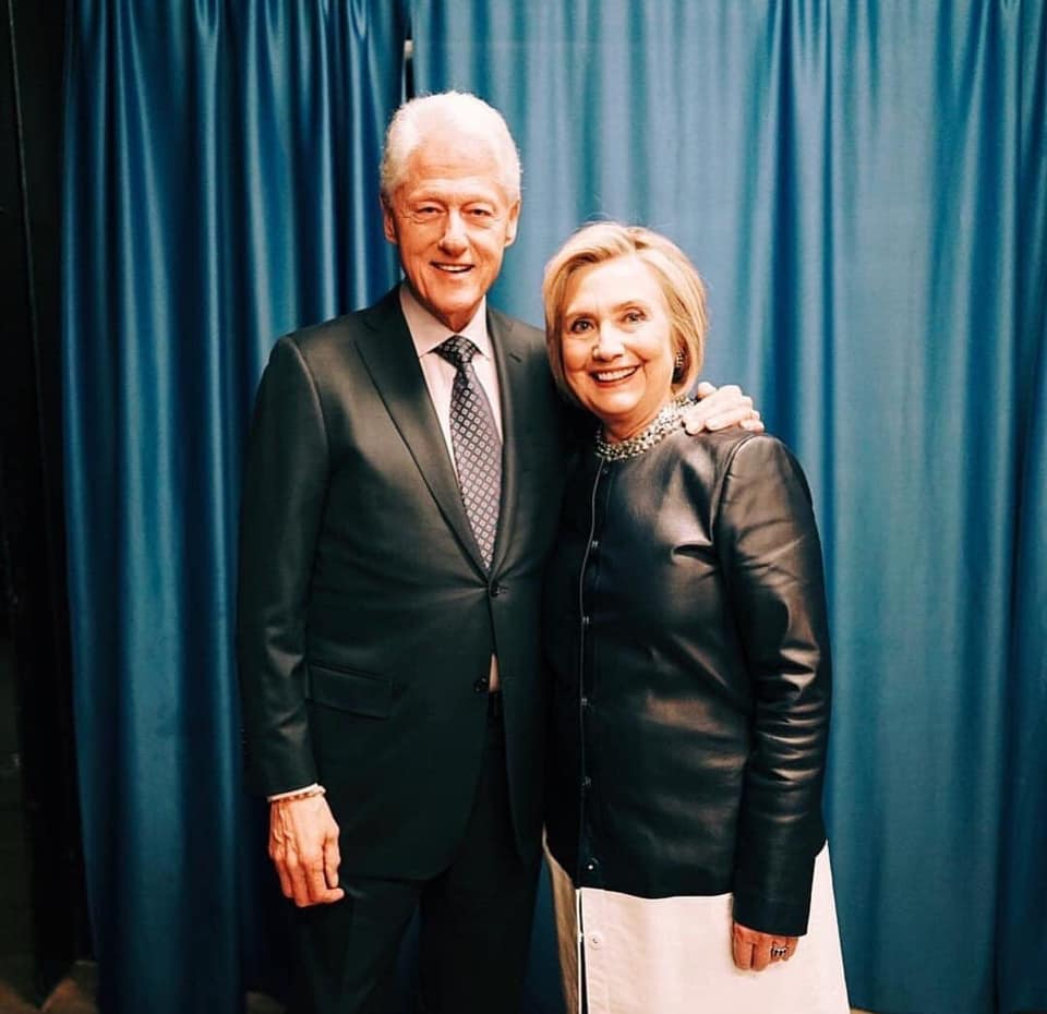 Still 4 Hill: Bill and Hillary Clinton at the Beacon